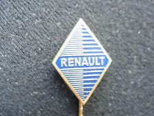 alte Anstecknadeln Automobiel Auto RENAULT