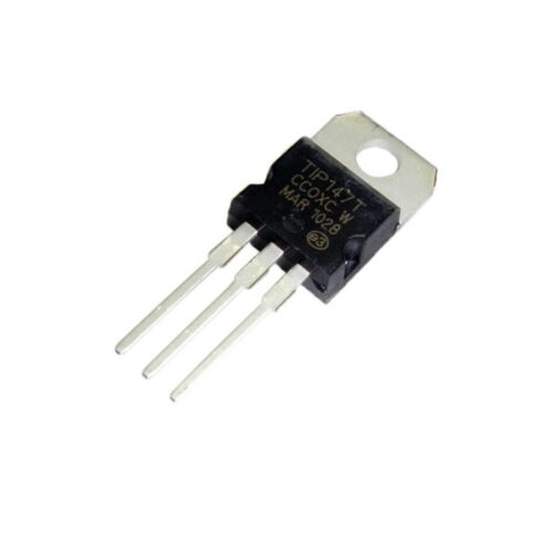 2 pairs TIP142T+TIP147T NPN PNP Transistors TO-220 NEW