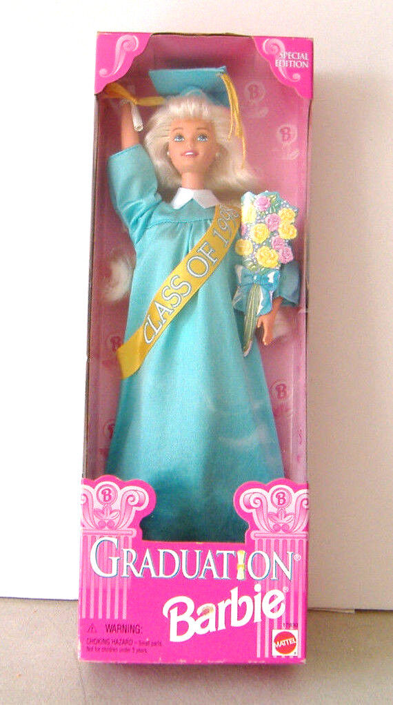 Class of 98 Graduation Barbie 1998 17830
