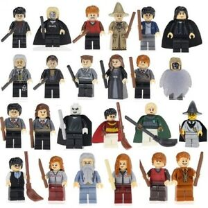 Figurines-Harry-Potter-Figures-Blocks-Compatible-Lego