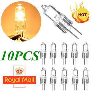 10-PCS-G4-Halogen-Capsule-Light-Bulbs-Replace-LED-Lamp-12V-10W-20W-35W