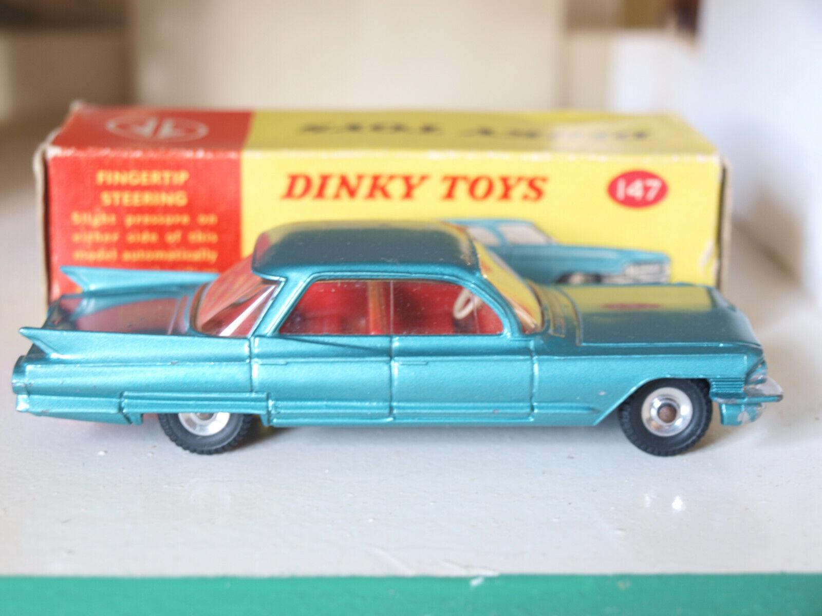 ahorrar en el despacho Vintage Dinky No.147 Cadillac 62 (American (American (American Garage SERIES)  en promociones de estadios