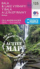 Bala & Lake Vyrnwy, Berwyn by Ordnance Survey (Sheet map, folded, 2016)