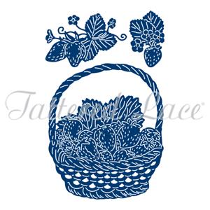 Tattered Lace panier de fraises Die 454777