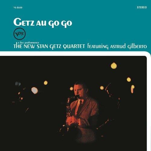 Stan Getz - Getz Au Go Go [New Vinyl] Holland - Import