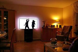 KODI-LIGHT-Plug-amp-Play-SET-mit-Raspberry-PI-3-inkl-Ambilight-bis-64-034-Zoll-L