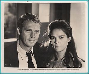 "ALI MACGRAW & STEVE MCQUEEN in ""The Getaway"" - Original ..."