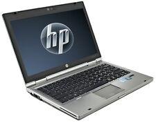 HP Elitebook 2560p i5-2520 2.5GHz max. 3.2 Ghz 4GB 320 HDD Webcam  Windows 7 Pro
