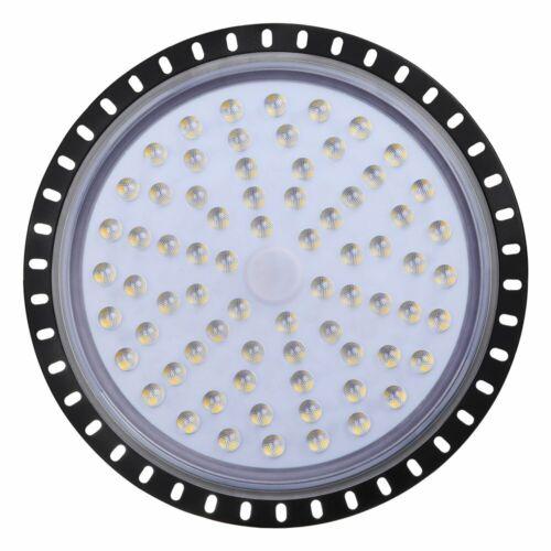 100W 150W 200W UFO LED High Bay Light Industrial Warehouse Food Factory Workshop