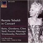 Renata Tebaldi in Concert (2006)