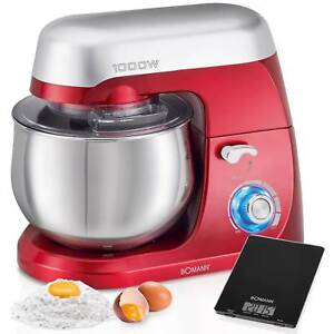 Robot-cocina-multifuncion-batidora-amasadora-reposteria-5L-1000W-Bomann-KM-6009