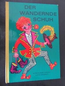Der Wandernde Schuh-DDR Kinderbuch 1963