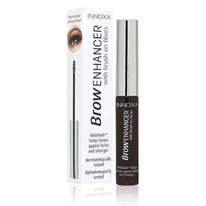 NEW Innoxa Brow Enhancer 3ml Makeup Beauty Cosmetic Eye Brush