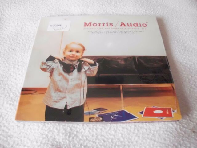 Morris Audio Pres.Club and Home... - CD - OVP