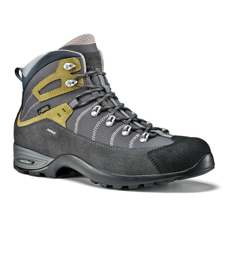 Schuhe Wandern Bergsteigen Trekking Hiking asolo Mustang GV Gore-Tex