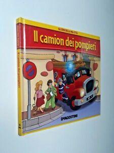Gli-eroi-della-mia-citta-il-camion-dei-pompieri-De-Agostini