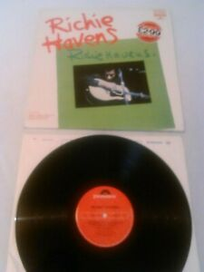 RICHIE HAVENS - S / T LP EX!!! UK POLYDOR 2482 273 HERE COMES THE SUN WHAT ABOUT