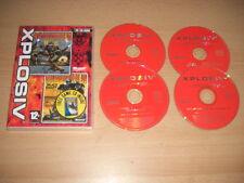 MECHWARRIOR 4 Vengeance & Black Knight Expansion Pack + Motocross Madness PC XPA