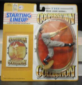"""N.Y Yankees 1994  LOU GERHIG Starting Lineup /""""COOPERSTOWN/"""" Figure /& Card"""