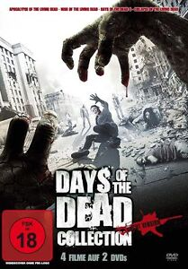4-Zombiefilme-Days-of-the-Dead-3-amp-War-of-the-living-Dead-amp-Apocalypse-of-the