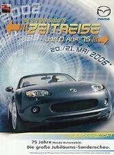 Prospetto MAZDA 2006 rx-8 MX 5 787b g0 Senku KABURA Cosmo 6 5 2 3 auto brochure