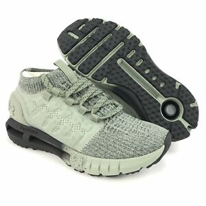 the best attitude 483f2 91cd8 Details about Under Armour Women's HOVR Phantom Green Black Running Shoes  Size 7.5