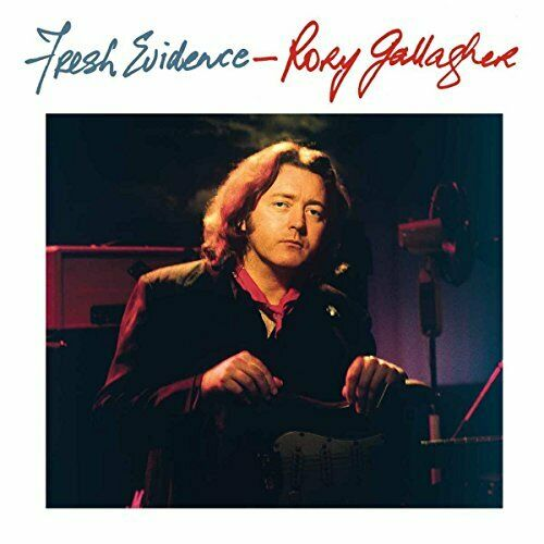 Rory Gallagher - Fresh Evidence [CD]