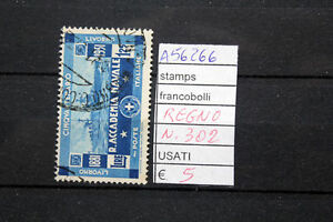 FRANCOBOLLI-ITALIA-REGNO-USATI-N-302-A56266