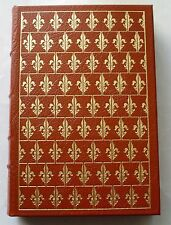 The Three Musketeers by Alexandre Dumas, Easton Press 100 greatest books issue