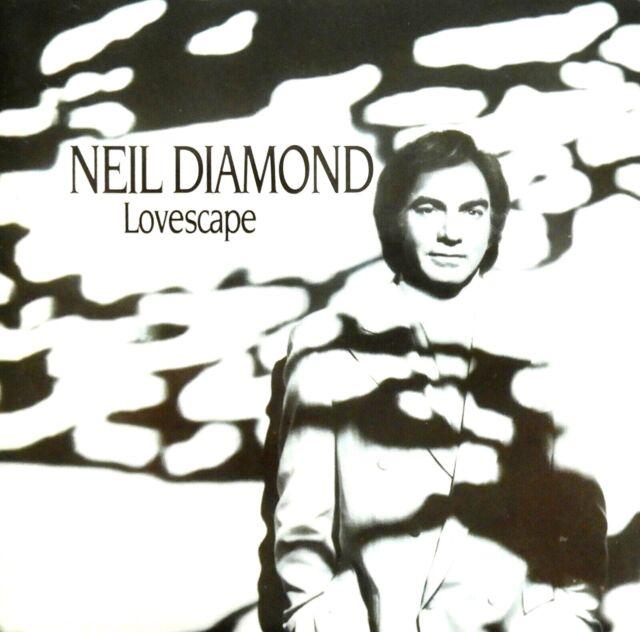 Lovescape by Neil Diamond (CD)