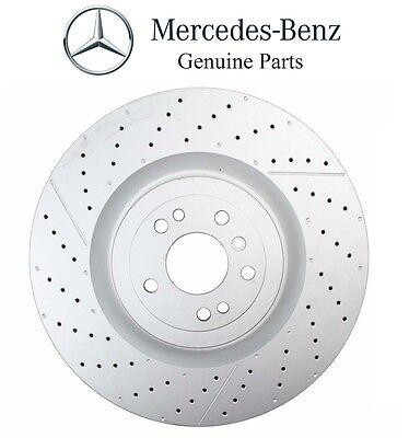Mercedes W164 ML63 AMG 2012 2013 Front Brake Rotor Genuine 1664210512