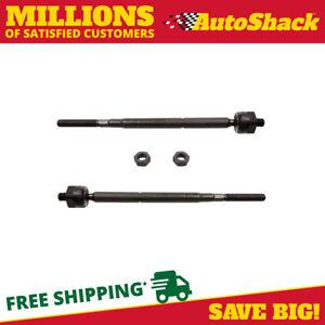 AutoShack TRK4280PR Pair of Inner Tie Rods