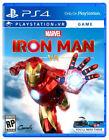 Marvel's Iron Man VR --Standard Edition (Sony PlayStation 4, 2020)