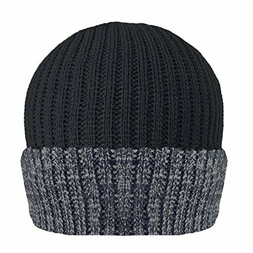 ROCKJOCK R40 KNITTED THERMAL INSULATED THINSULATE WARM WINTER MEN BEANIE HAT
