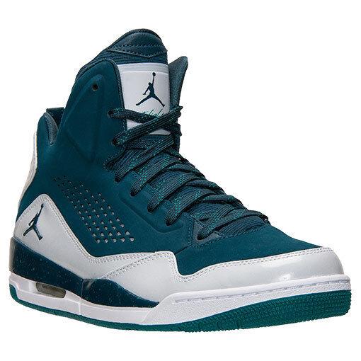 629877-303 Men's Jordan SC-3 Nightshade/Pure Platinum/Lush Teal New In Box