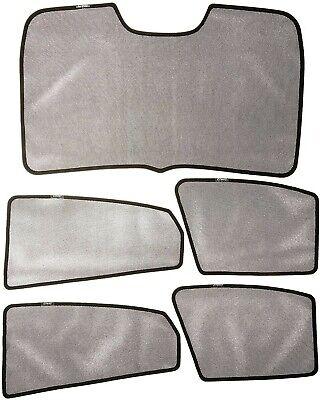 Compatible Honda CR-V 2012-2016 QuikSnap sunshades Custom Side Window sunshades Set of 4