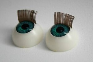 Reborn doll acrylic eyes 20 mm 1 pair gray for bjd crafts toy