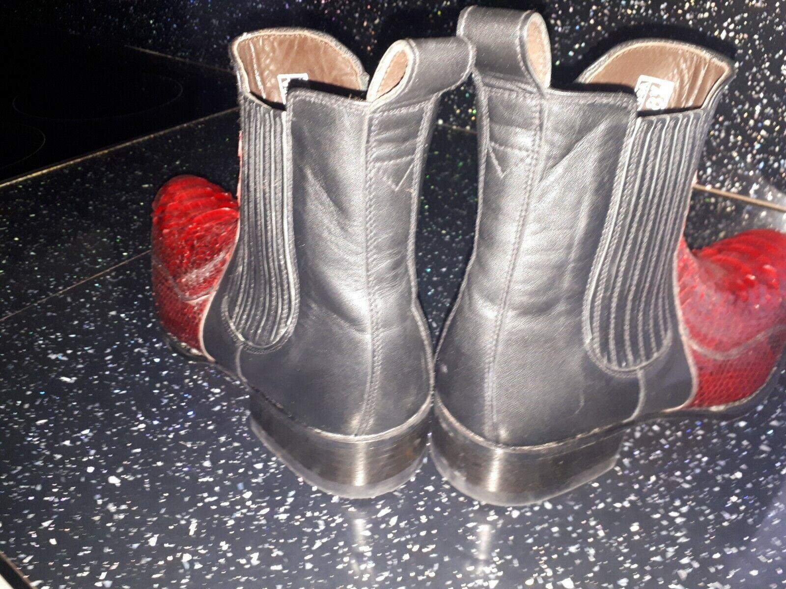 Mens sendra Snake boots 8