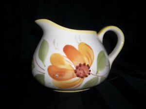 eBay & Details about Teapot Vase or Flower Pot Hand Painted in Portugal