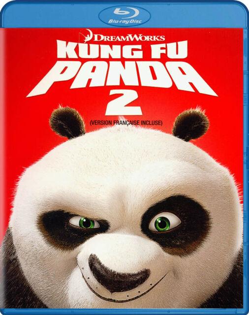 Kung Fu Panda 2 Blu Ray Dvd Digital Hd Blu New Blu For Sale Online