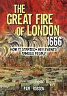 The Great Fire of London 1666 by Pam Robson (Paperback, 1996)