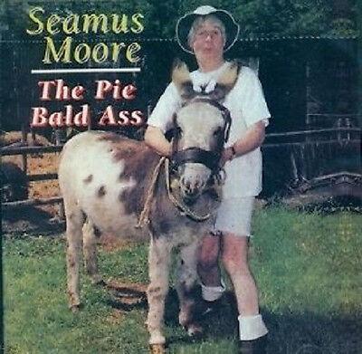 Seamus Moore - The Pie Bald Ass - CD New Irish Comedy