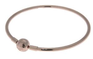 Image Is Loading Pandora Rose Gold Bangle Bracelet 587132 19