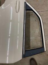 05 08 Chrysler 300 Rear Passenger Door Upper Chrome Trim Weatherstrip Window