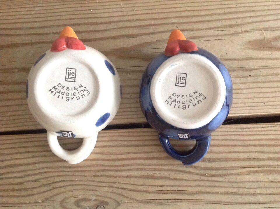 Keramik, Saltkar fra Jie Gantofta Sweden