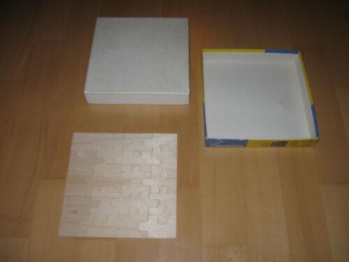 1973 Dackel Sammlerstück,20 Teile Rarität Ravensburger Puzzle aus Holz,Hunde