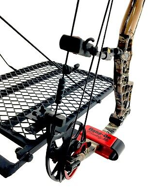 Bow Buddy Bow Hanger Hang On Buddy Treestand Bow Holder