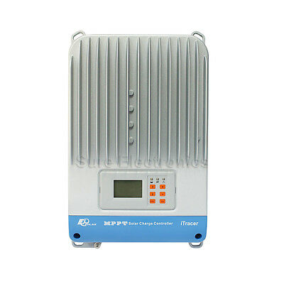EPsolar iTracer IT6415ND MPPT Solar Battery Charge Controller 60A 12  24 36 48V