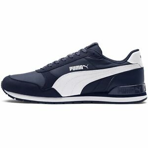 Puma-ST-Runner-v2-NL-Men-039-s-Shoes-Sneakers-Navy-Blue-36527808