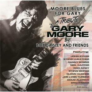 Bob-Daisley-and-Friends-Moore-Blues-For-Gary-Tribute-to-Gary-Moore-CD-NEW